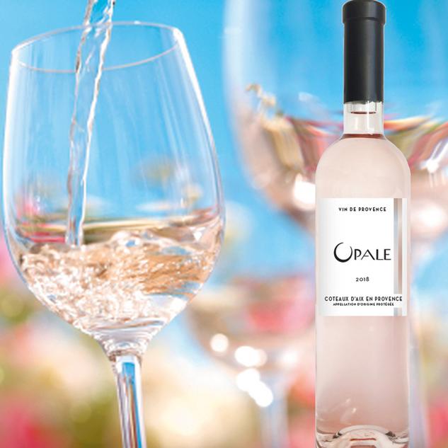 Lækker rosé fra Provence