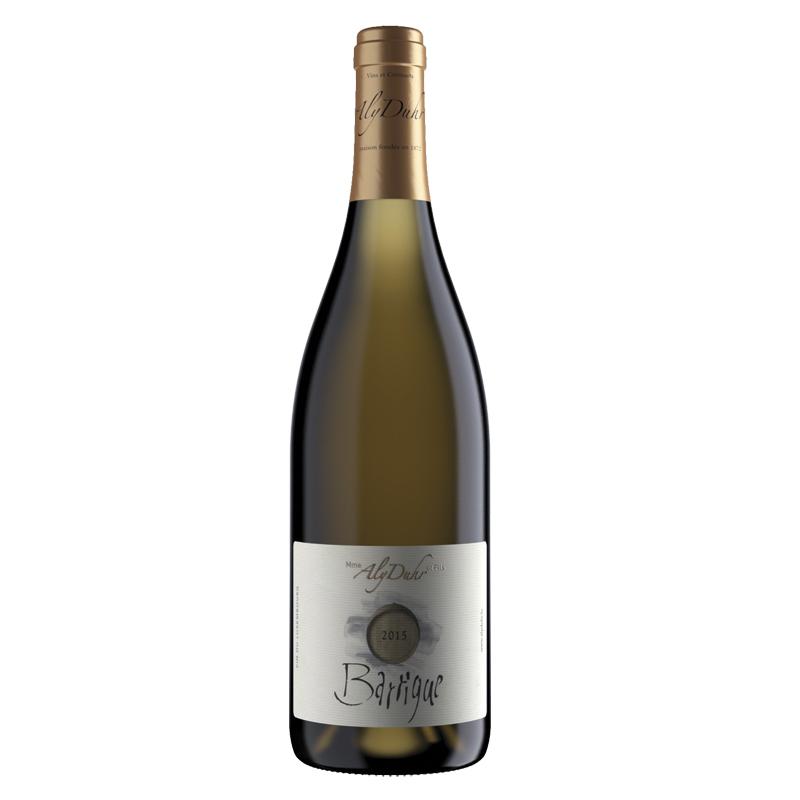 Aly Duhr hvidvin