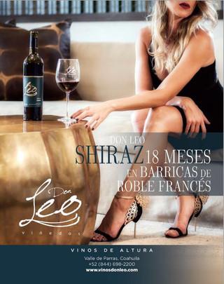 Promo Don Leo Shiraz