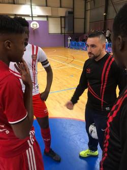 Almaty Bobigny Futsal - Garges Djibson Futsal