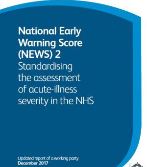 Update for the National Early Warning Score