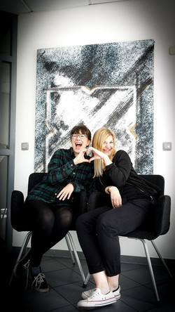 Katharina & Puschi