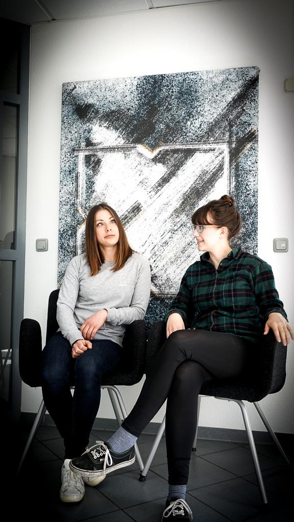 Kimberly & Katharina