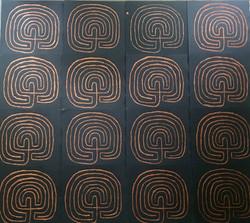 Labyrinthes des doigts, 2021