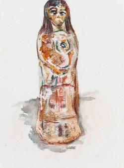 statue de maternité II
