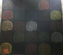 Labyrinthes des doigts/Finger Labyrinth, 2021
