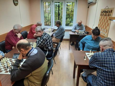 Турниры по шахматам в выходные