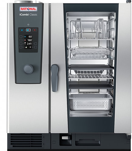 Rational ICombi Classic, 10 Grid, Electric