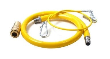 1/2'' Commercial Gas Hose
