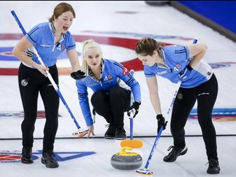 Curling Québec Calendrier / Calendar 2021-2022