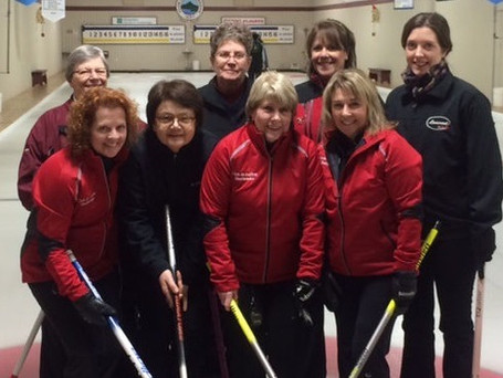 Équipe Gaudreault remporte le tournoi féminin de Magog