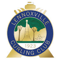 Lennoxville Curling Club Logo