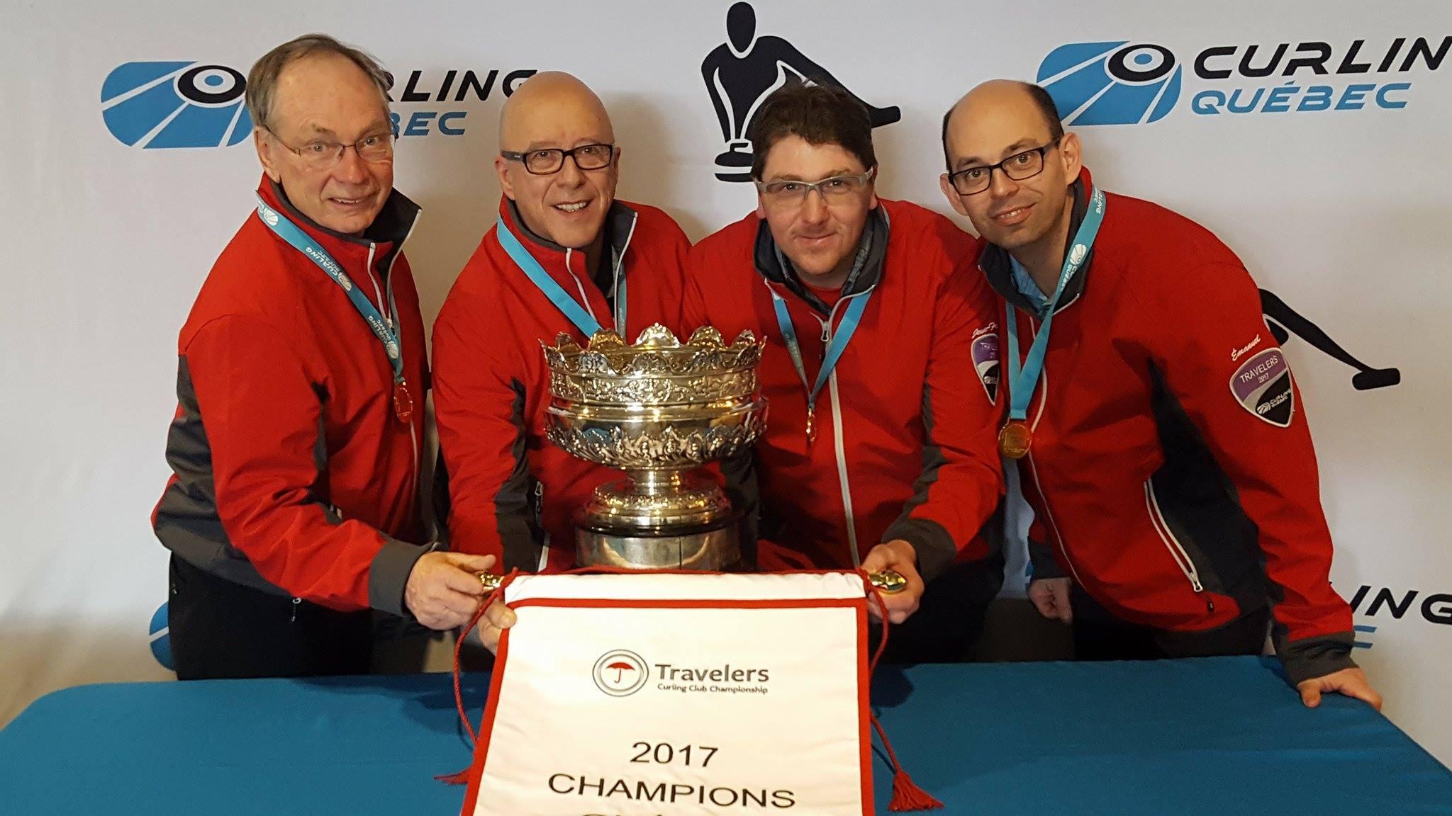 Championnat Travelers 2017