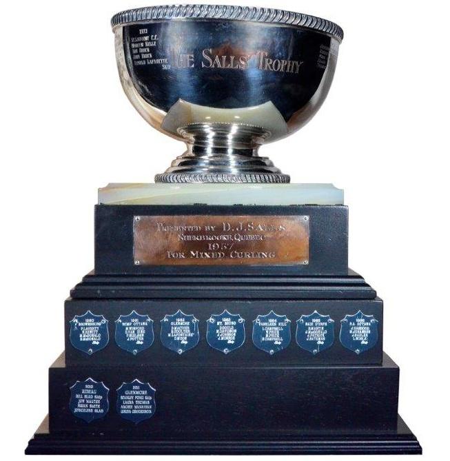 Salls Trophy - Lady Gilmour B
