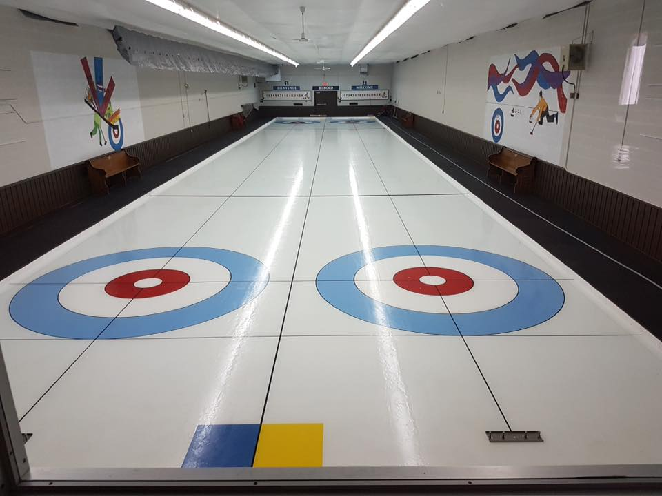Club de curling Bedford
