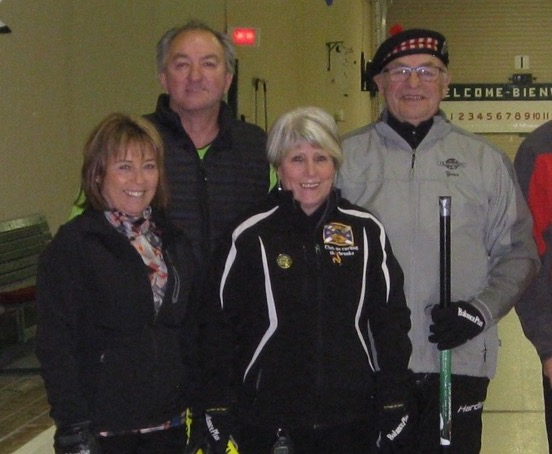 Border Senior Open