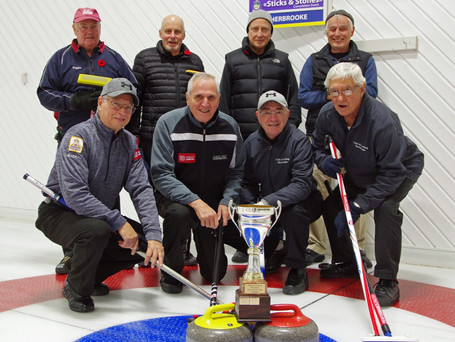 Équipe Bilodeau remporte la section B au Lennoxville Sticks & Stones
