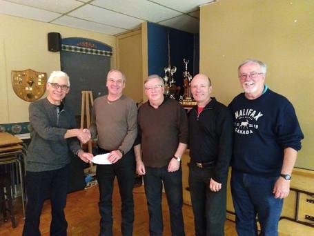 Magog domine le tournoi Sherbrooke Senior