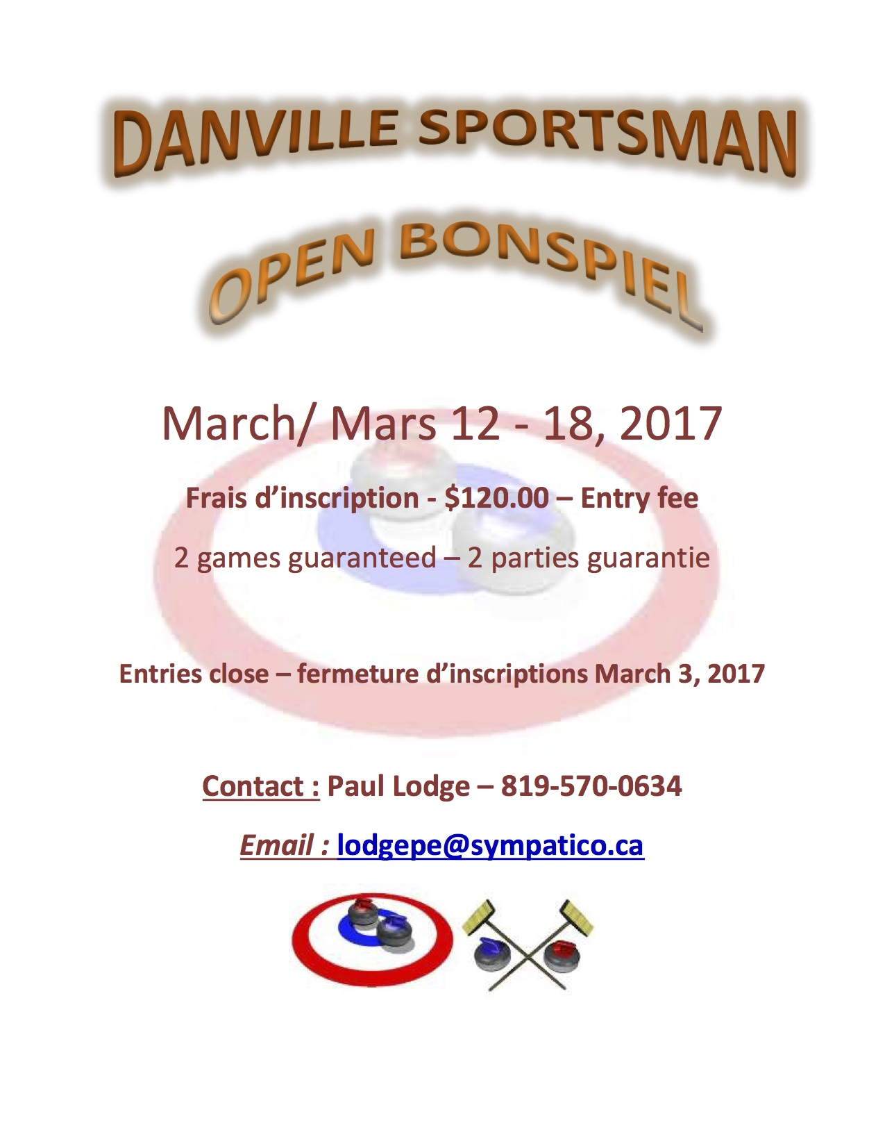 Club de curling Danville