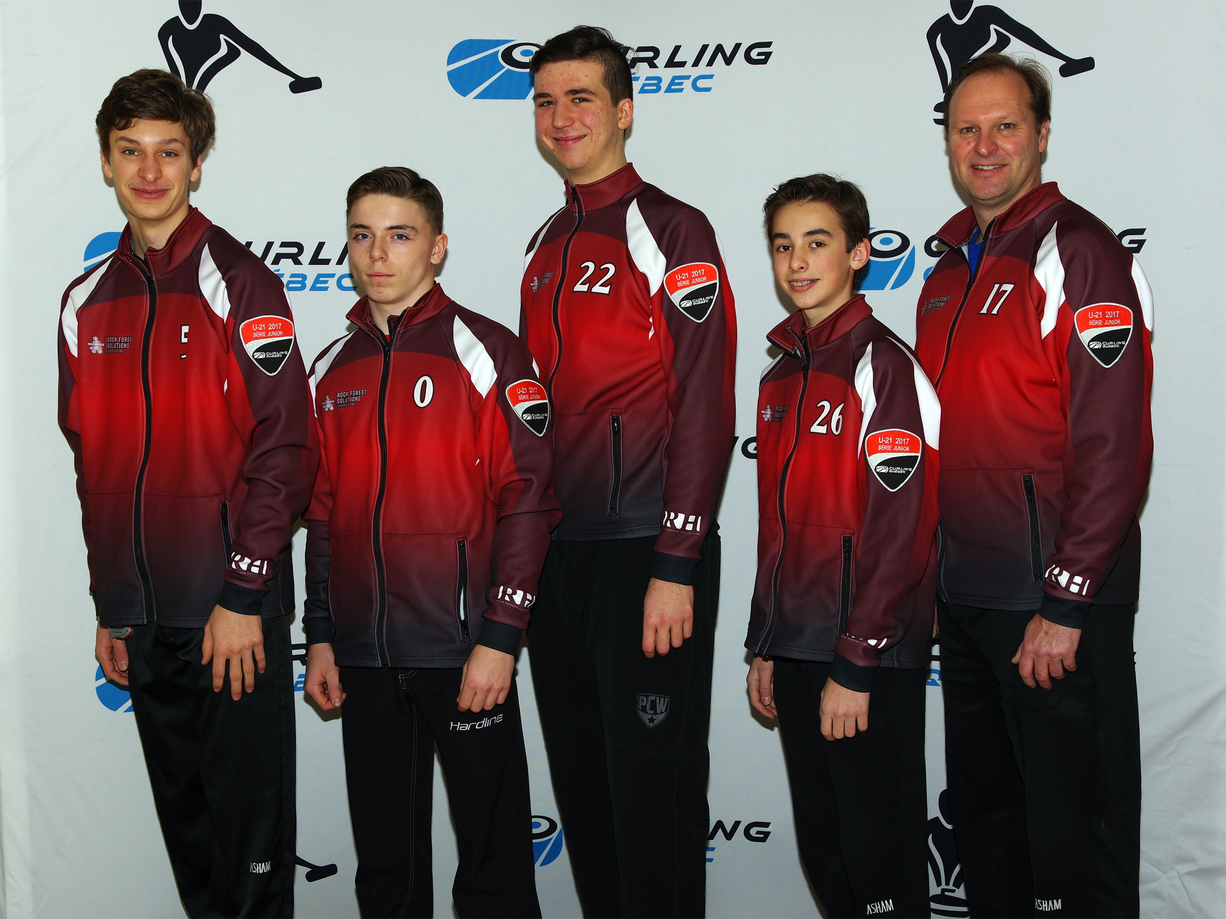 Championnat provincial junior 2017