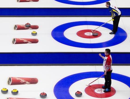 Nouvelle zone de garde à 5 pierres aux championnats Curling Canada en 2018-19