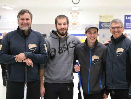 Tournoi Colts de Grand-Mère: Sherbrooke s'illustre encore