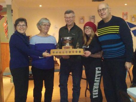 Deux équipes de Sherbrooke se disputaient les grands honneurs au tournoi CANUSA