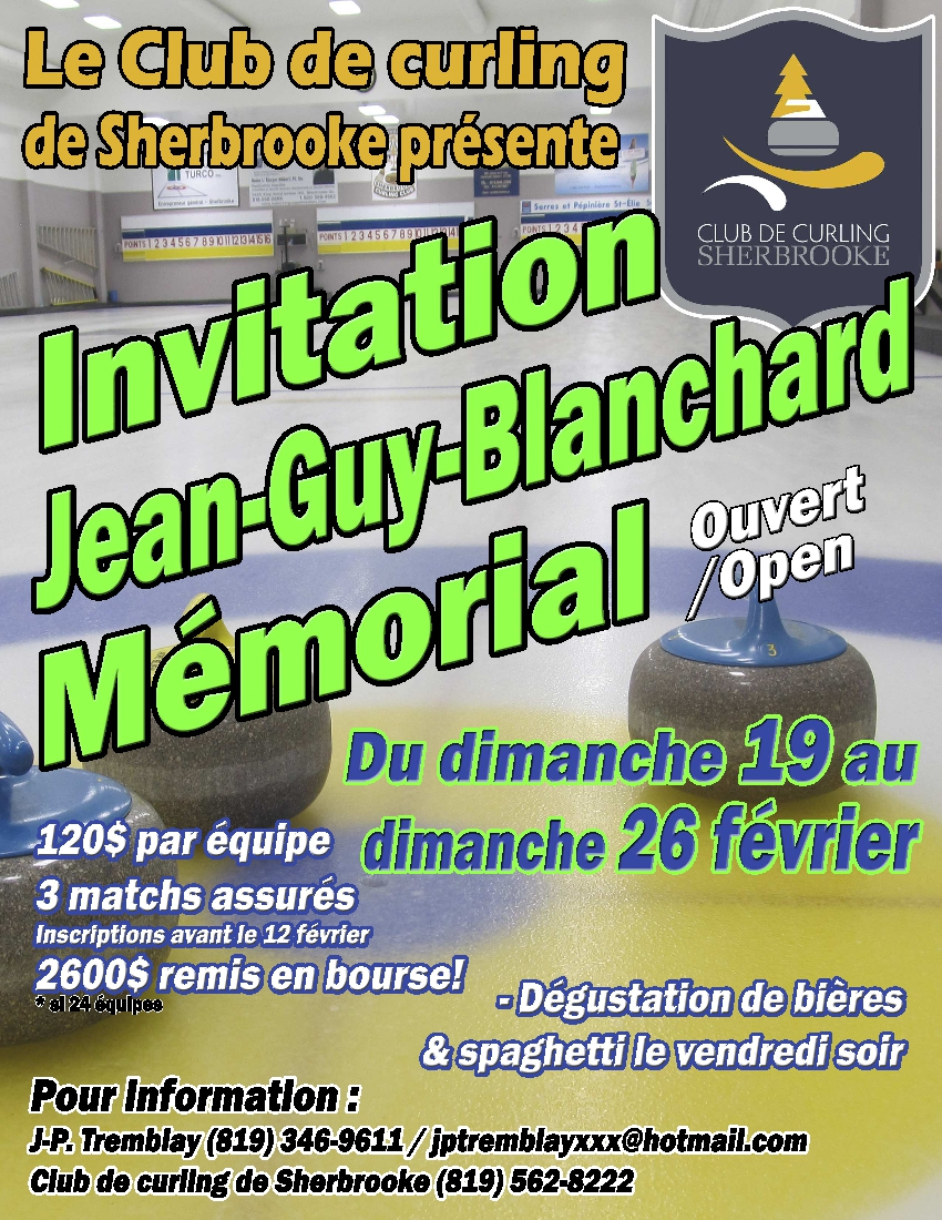 Club de curling Sherbrooke