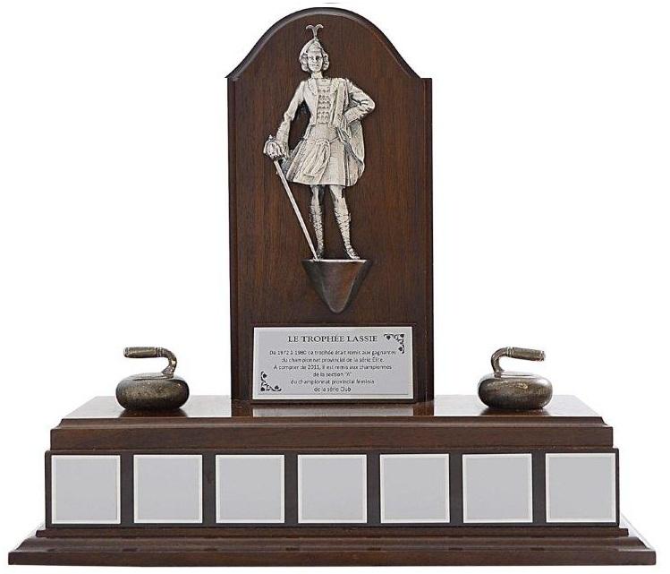 Lassie Trophy