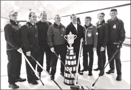 Club de curling Sutton