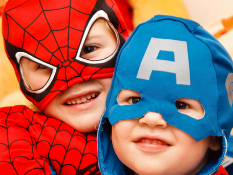 Lancement de la campagne Kurling for Kids Super héros