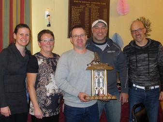 Équipe Grenier remporte le tournoi North Hatley Spring Mixed