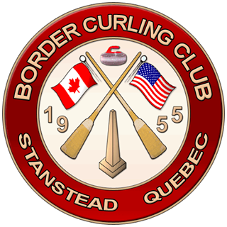 Logo Club de curling Border