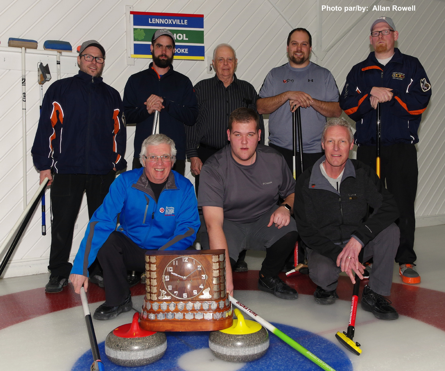 Lennoxville Mens A