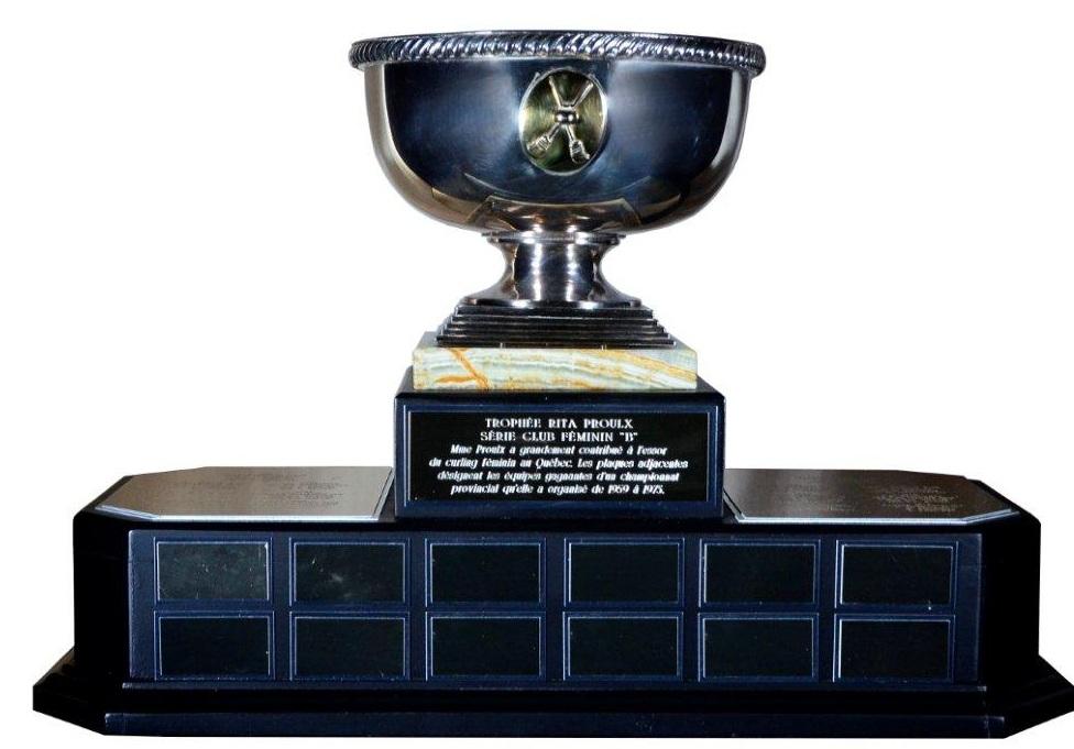 Lassie B - Rita-Proulx Trophy