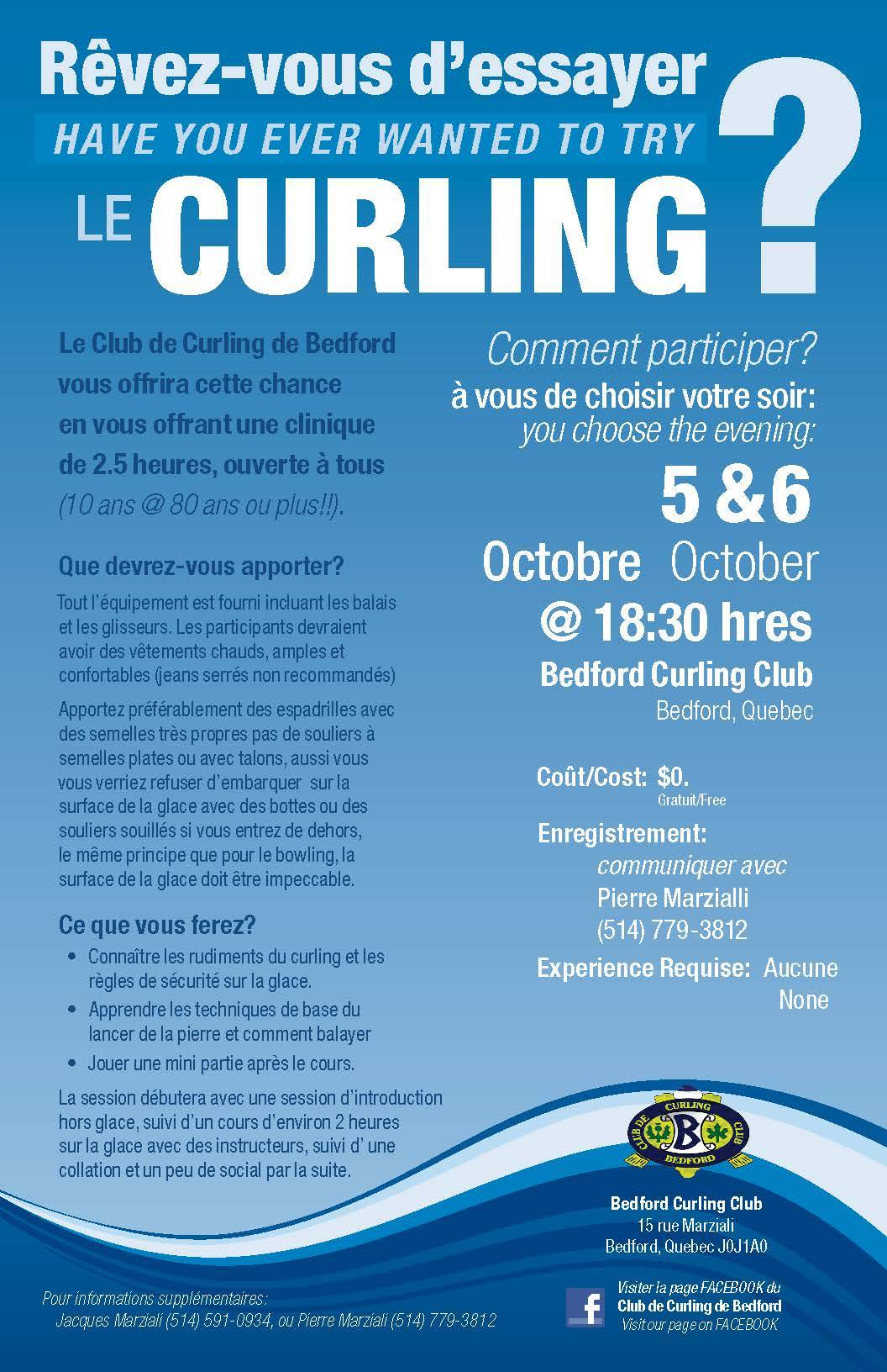 Bedford Curling Club
