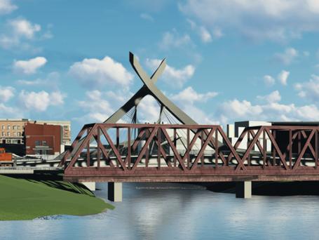Un nouveau pont mais pas de déménagement pour le Club de curling de Sherbrooke