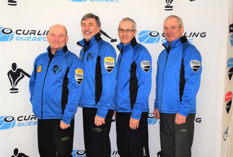 Masters Men's Provincial