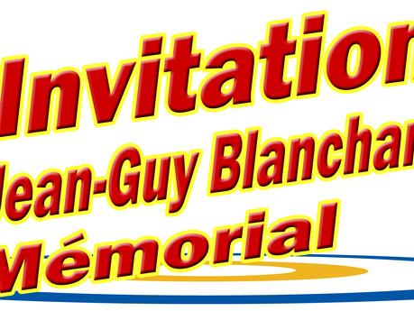 20 équipes présentes à l'Invitation Jean-Guy Blanchard 2020