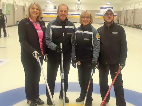 Équipe Sonier remporte l'édition 2018 du tournoi Sherbrooke Senior Open