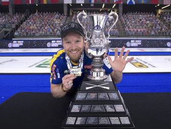 Or pour la Suède / Sweden Wins Gold