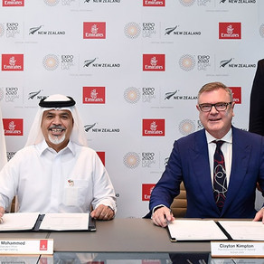 New Zealand partners with Emirates for Expo 2020 Dubai