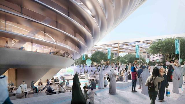Mobility Pavilion