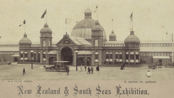 Dunedin 1889-90