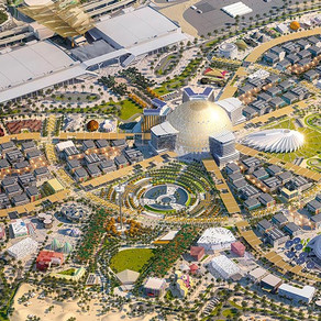 Video: Exploring Expo 2020