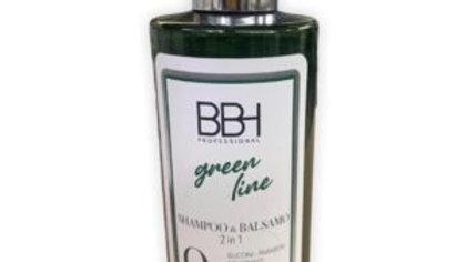 Shampoo e Balsamo 2 in 1