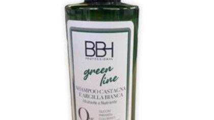 Shampoo nutriente per capelli crespi secchi e sfibrati
