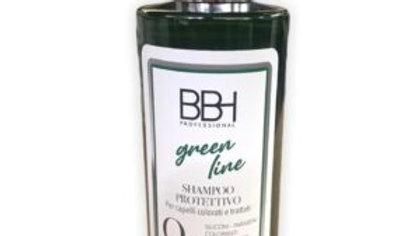 Shampoo nutriente idratante