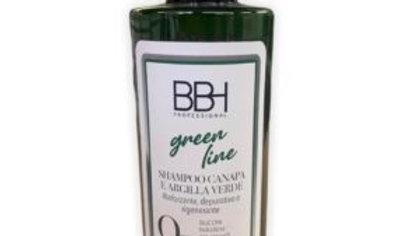 Shampoo rinforzante depurativo