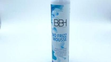 No frizz Mousse